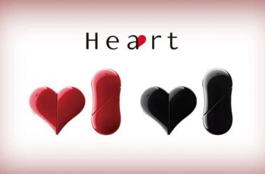 Heart 401AB: Gift this love shaped phone on the Valentine's Day - 3