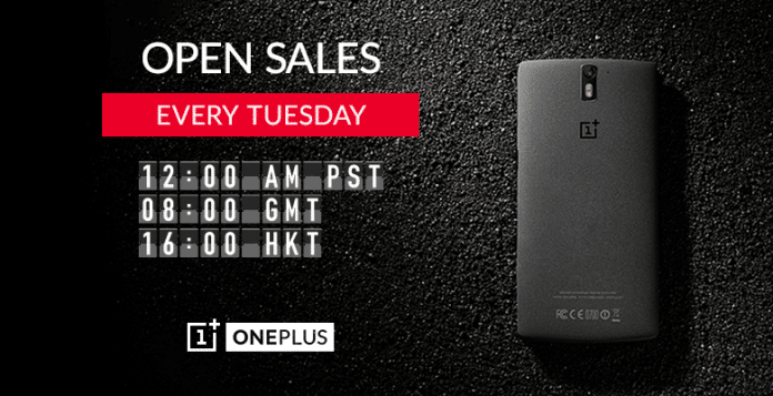 OnePlus One Open Sales on every Tuesday [for Global users] - 3