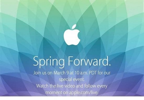 Watch Apple Spring Forward Event Live [Unofficial streaming] - 1