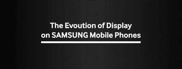 The Evolution of Display screens on Samsung Mobile Phones [infographic] - 3