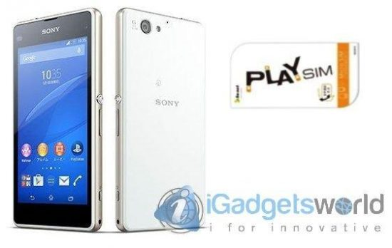 Sony unveils Xperia J1 Compact with 20.7 MP camera and 4.3 inch display - 1