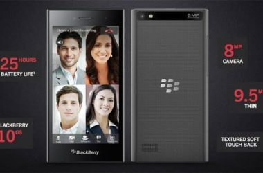 MWC 2015: BlackBerry Leap, The budget friendly smartphone is now official - 4