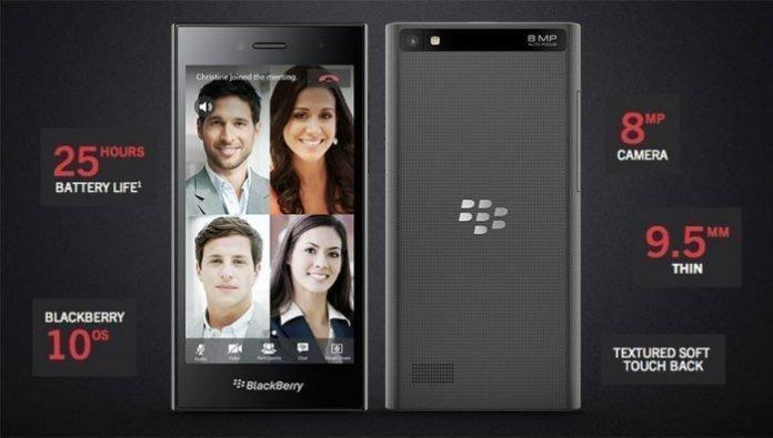 MWC 2015: BlackBerry Leap, The budget friendly smartphone is now official - 2