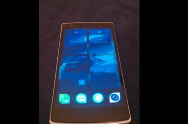 OnePlus One spotted to be running on Jolla's Sailfish OS - 8
