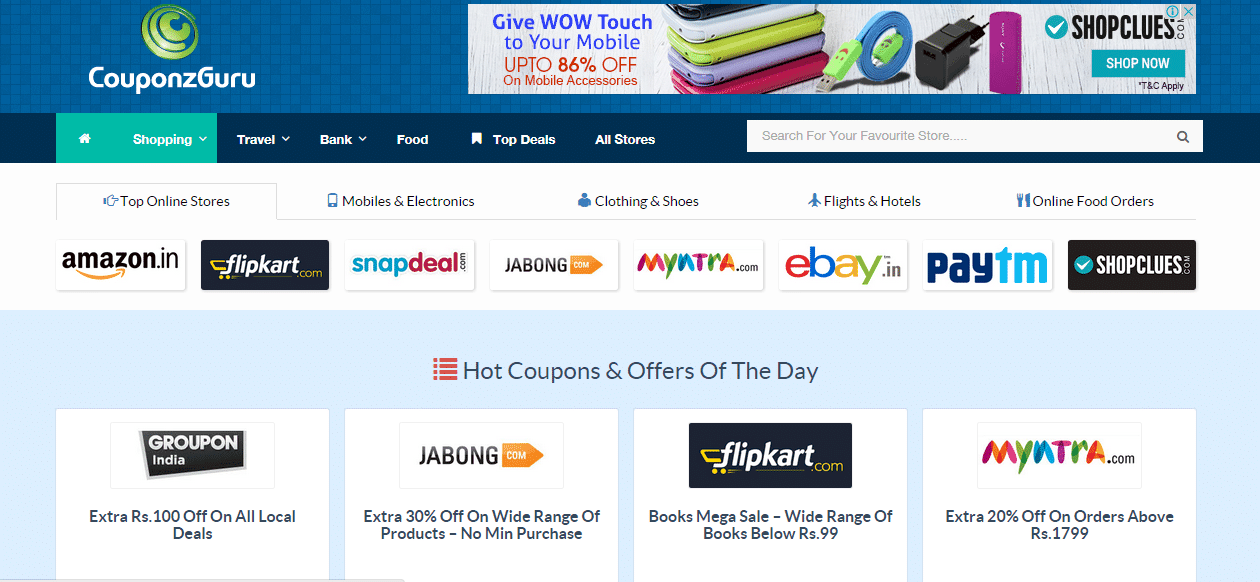 couponzguru-website-realtime-update-deals-coupons-2015