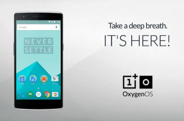 Oxygen OS is finally released, Download and flash your OnePlus One - 2