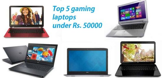 Top 5 gaming laptops under Rs. 50000 in India -APRIL 2015 - 1