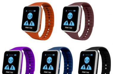 MIFONE W15: smartwatch with 2.5D curved Sapphire touch screen for just $32.99 - 3