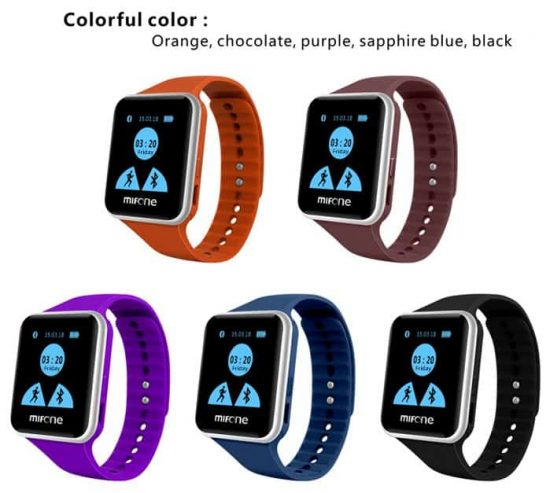 MIFONE W15: smartwatch with 2.5D curved Sapphire touch screen for just $32.99 - 1