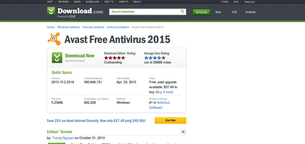 FireShot Capture 4 - Avast Free Ant__ - http___download.cnet.com_Avast-Free