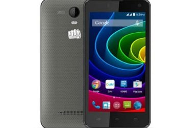 Micromax Bolt Q335 3G Dual SIM Smartphone Listed in Micromax's Website - 3
