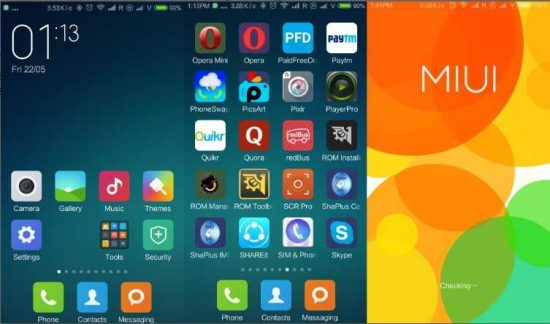 HOW TO: Install MiUI ROM on Micromax Canvas Nitro A310 [UPDATED] - 1