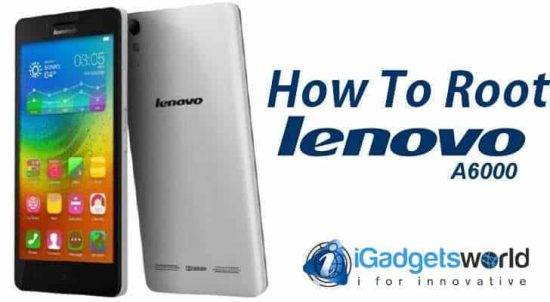 How To: Root Lenovo A6000- best budget 4G smartphone - 1