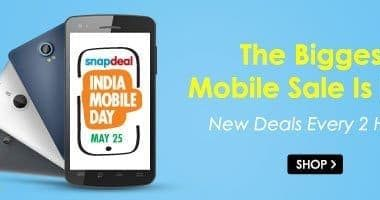 Snapdeal India Mobile Day Sneak Peek - 2