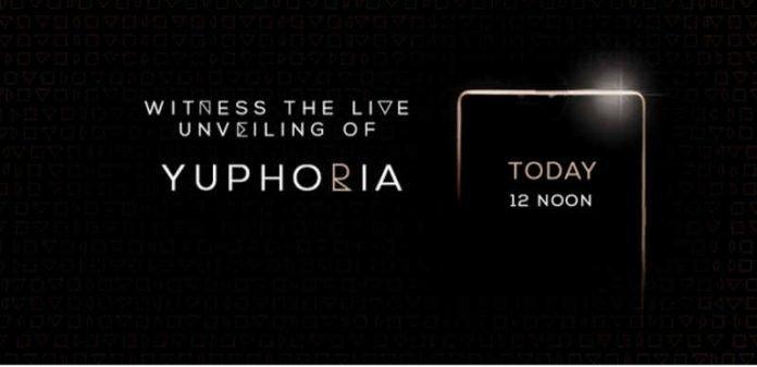 Micromax Yu Yuphoria Launch event: Watch live streaming here - 2