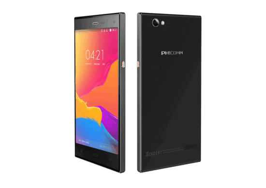 PHICOMM Passion 660, a new flagship entered in India - specs, price & details - 1