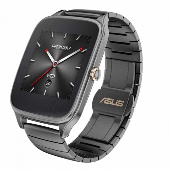 Asus announced ZenWatch 2 in partnership with Google - 1