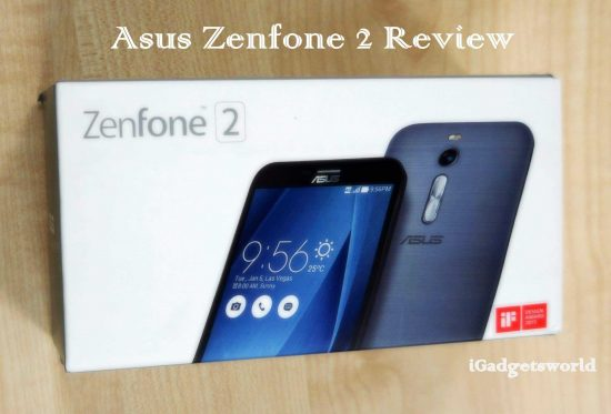 Asus Zenfone 2 ZE551ML Review: Is This The Best Smartphone for 2015 ? - 1