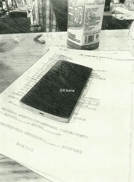 OnePlus 2 picture leaked ahead of launch on July 27th [updated] - 1