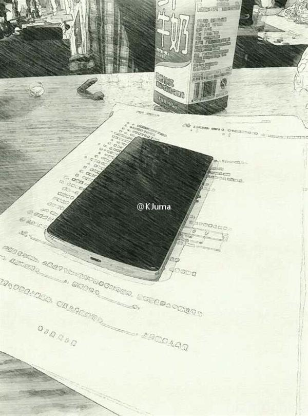 OnePlus 2 picture leaked ahead of launch on July 27th [updated] - 2