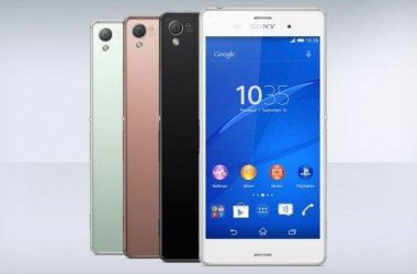 Sony Xperia Z3+ launched in India for a price of Rs. 55,990 - 3