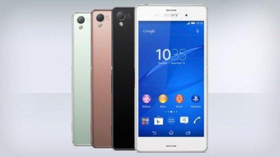 Sony Xperia Z3+ launched in India for a price of Rs. 55,990 - 1