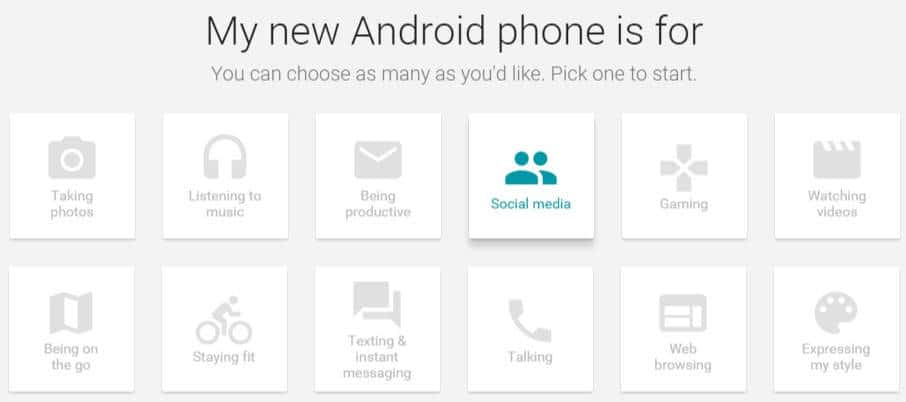 android_phone_selection