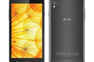 Intex Aqua Xtreme II launched in India for a price of Rs 9,590 - 3