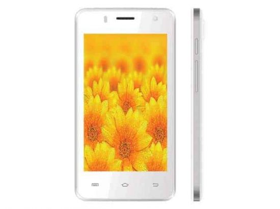 Intex Cloud N IPS With 8-Megapixel Rear Camera Launched at Just Rs. 4,350 - 1