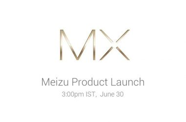 Watch Meizu MX5 Launch Event live streaming on June 30th in China & India - 3