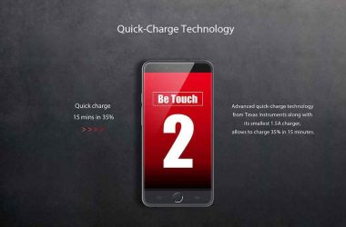 Ulefone Be Touch 2 Smartphone Deal: 2 Coupon codes Inside - 2