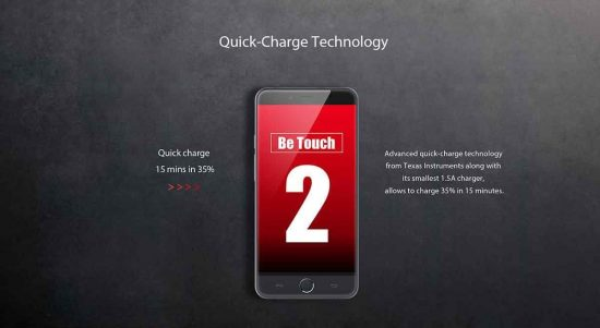 Ulefone Be Touch 2 Smartphone Deal: 2 Coupon codes Inside - 1