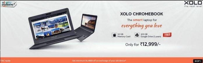 Xolo Chromebook is now available in India via Snapdeal - 2