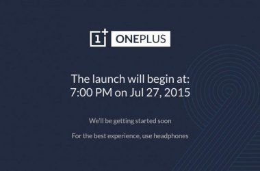 Top 5 Smartphones launching this end of July 2015 [Next Week] - 2