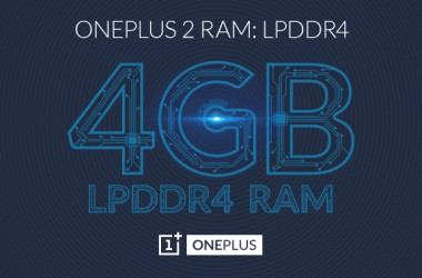 OnePlus 2 comes with 4GB RAM - Officially confirmed by OnePlus Team - 3