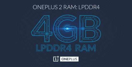 OnePlus 2 comes with 4GB RAM - Officially confirmed by OnePlus Team - 1