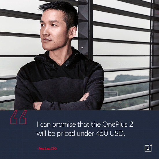 OnePlus 2: The Upcoming flagship will be priced under $450 - 1