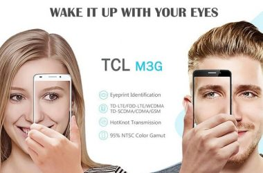 TCL 3S M3G: A 5 inch 4G Smartphone under $150 [Pre-sale] - 3