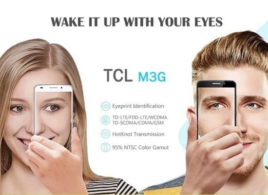 TCL 3S M3G: A 5 inch 4G Smartphone under $150 [Pre-sale] - 1