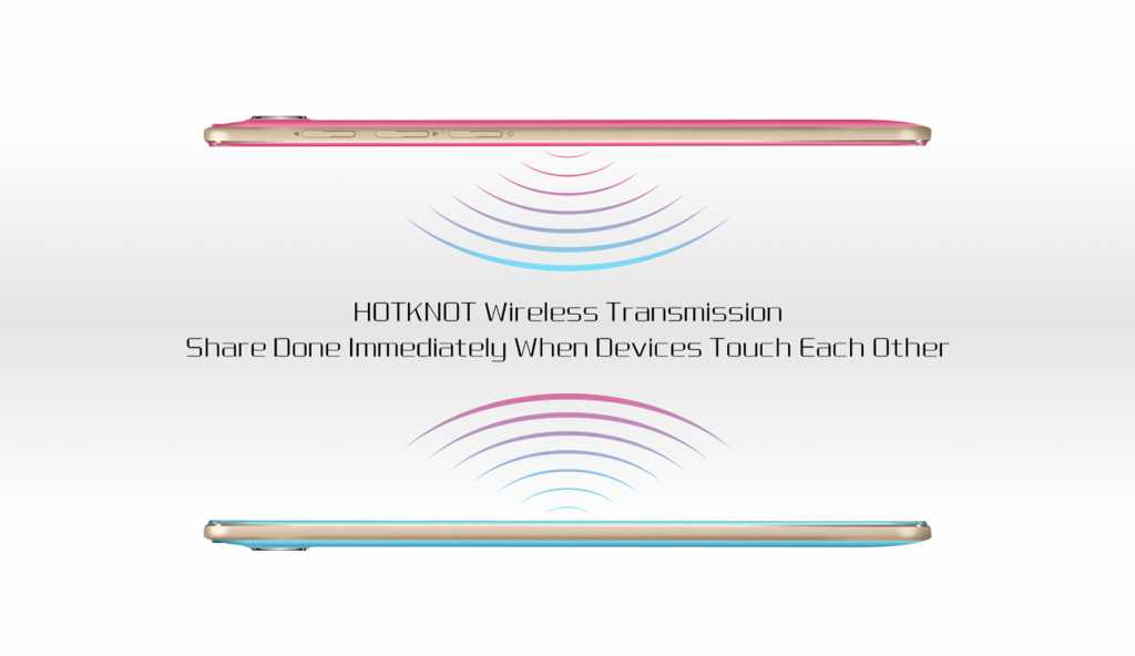 kingzone-N5-Phablet-hotknot-wireless-transmission