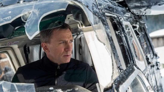 Sony's new Flagship made for Bond Movie - Spectre : Teaser Out [Leak] - 1