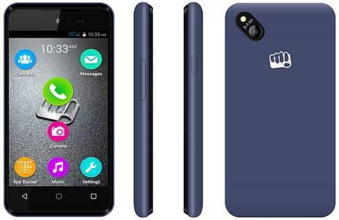 Micromax launches BOLT D303 with Firstouch Regional Mobile Operating System - 2