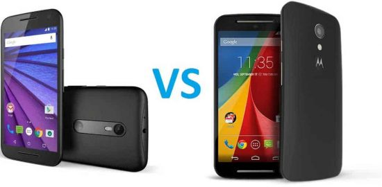 Moto G 3rd Gen vs Moto G 2nd Gen, know the difference - 1
