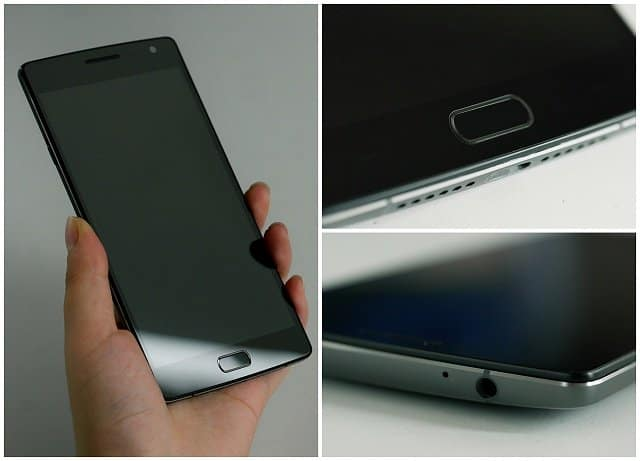 oneplus 2-hands-on-black-front-side