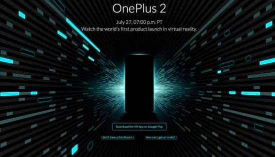 OnePlus 2 Launch Event: How to watch it live on PC or smart TV - 1