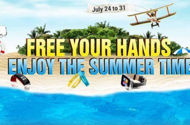 Summer Smartwatch Sale: Grab the wearable before the Monsoon hits in! - 2