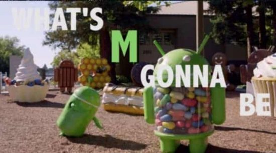 Google teases possible Android M names in new music video - 1