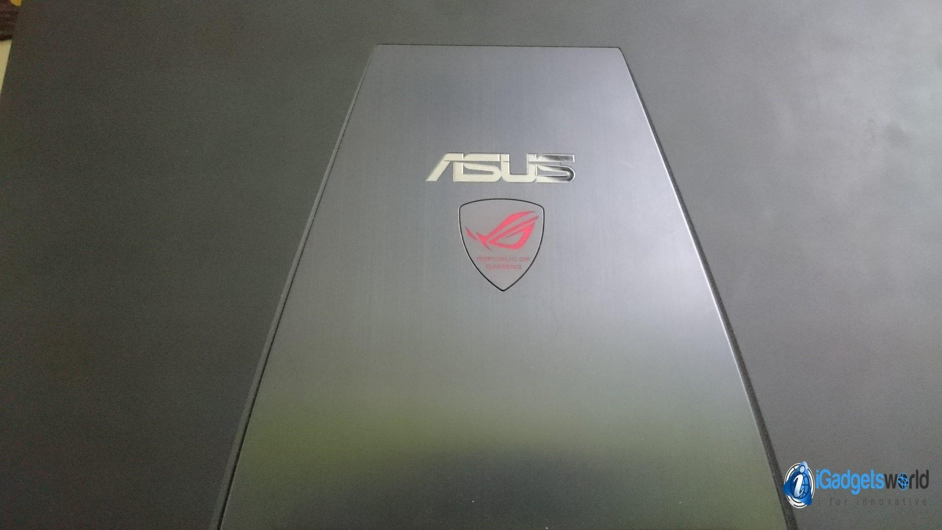 Asus ROG G751J Review: A Slightly Overpriced Ultra High-End Gaming Laptop - 9