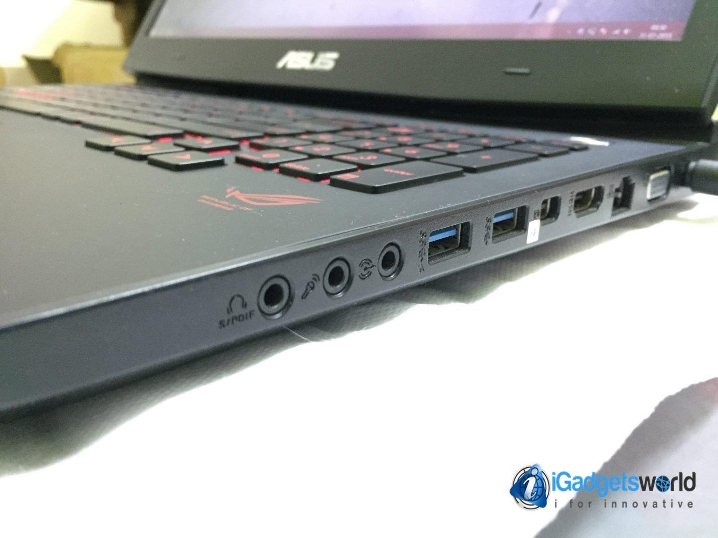 Asus ROG G751J Review: A Slightly Overpriced Ultra High-End Gaming Laptop - 16
