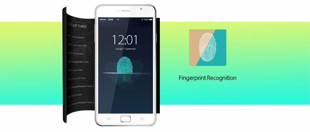 Blackview-alife-pro-p1-finger-print-recognition-system